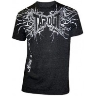 Футболка Tapout Bones Men's T-Shirt Black