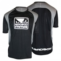 Футболка Bad Boy Performance Mesh Training T-shirt Black