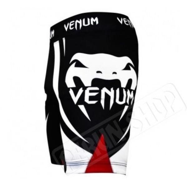 Шорты ММА Venum Electron 2.0 Vale Tudo - Black
