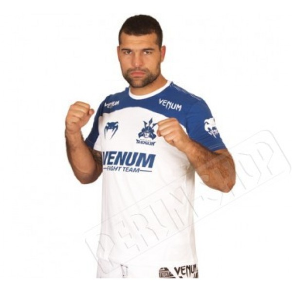 Футболка Venum Shogun Team White/Blue