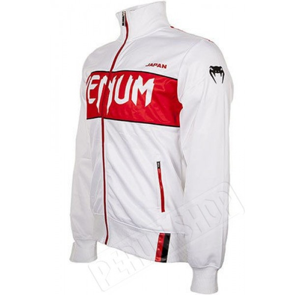 Олимпийка Venum Team Japan Polyester  - Ice