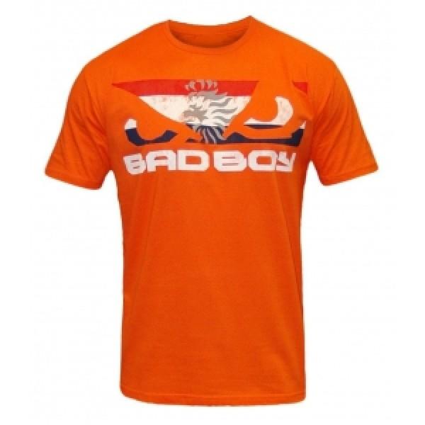 Футболка Bad Boy World Cup Tee - Netherlands<br>Вес кг: 280.00000000;