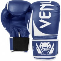 "Перчатки боксерские Venum ""Challenger 2.0"" Boxing Gloves - Blue"