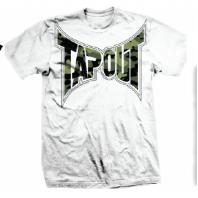 Футболка Tapout Sniper Men's T-Shirt White