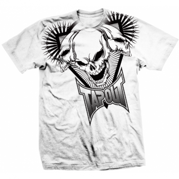 Футболка Tapout Better Than One T-Shirt White