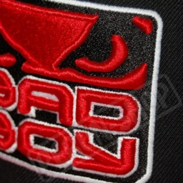 Кепка Bad Boy Camo Snapback Red/Black