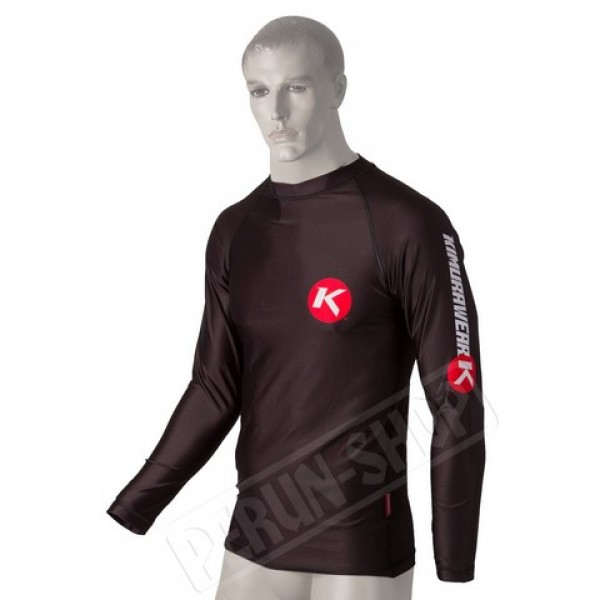 Рашгард KimuraWear Body X  Black