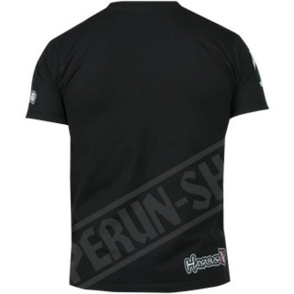 Футболка Hayabusa Fight T-shirt Black