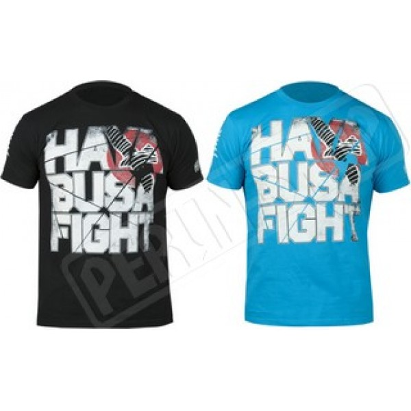 Футболка Hayabusa Fight T-shirt Black