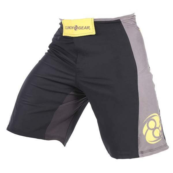 Шорты ММА Clinch Gear Signature Ringside Short- Granite