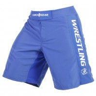 Шорты ММА Clinch Gear Performance Wrestling Short- Royal