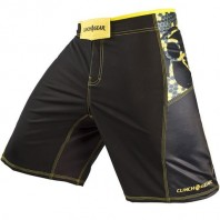 Шорты ММА Clinch Gear Signature Particle Short- Black