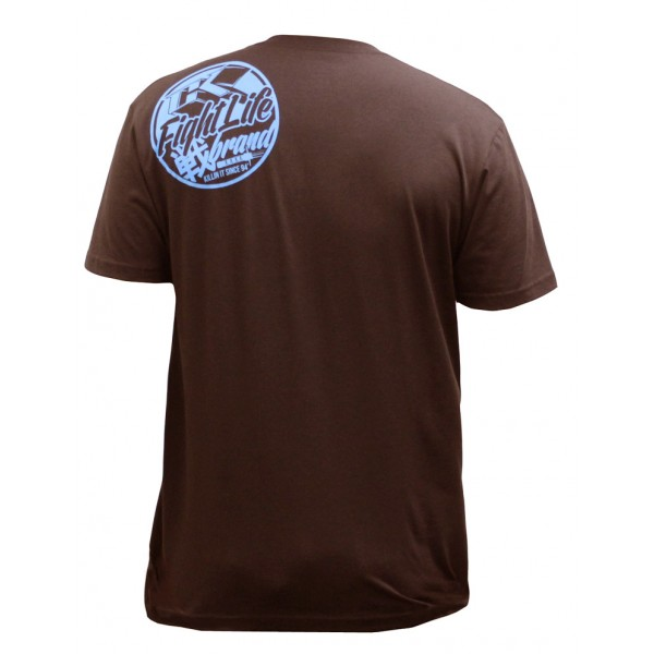 Футболка Contract Killer OG Script Brown T-Shirt