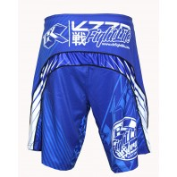 Шорты ММА Contract Killer YRS Blue Shorts