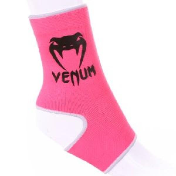 Суппорты Venum Ankle Support Guard Muay Thai/Kick Boxing Pink