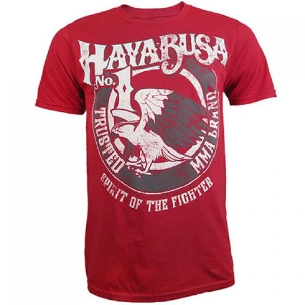 Футболка Hayabusa Braneded T-Shirt Red