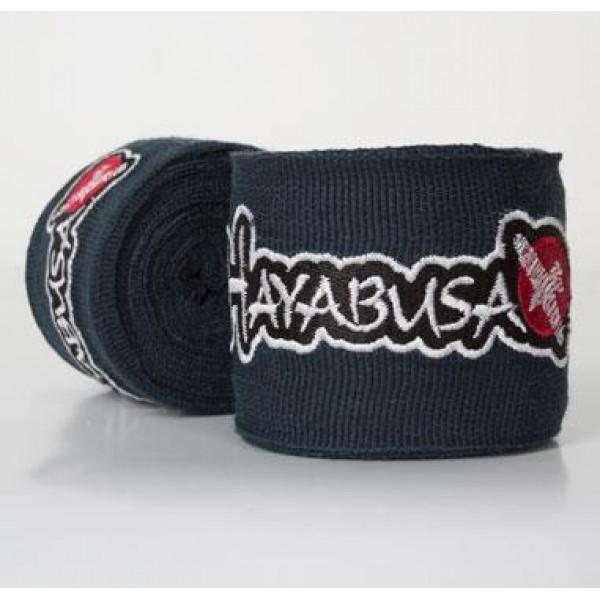 Бинты боксерские Hayabusa Perfect Stretch Hand Wraps Steel Blue