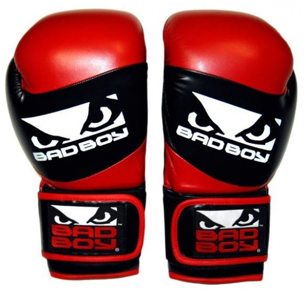 Перчатки боксерские Bad Boy 3G PU Gloves