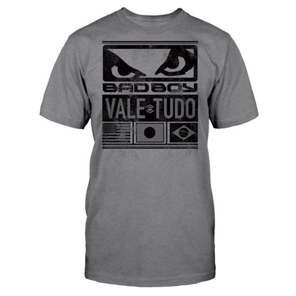 Футболка Bad Boy Vale Tudo Tri-Blend T-shirt