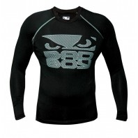 Рашгард Bad Boy Engage Rash Guard Black - L/S