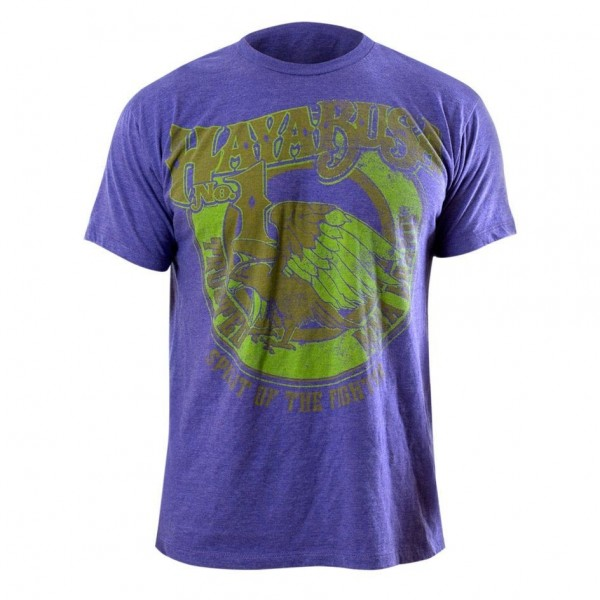 Футболка Hayabusa Branded T-Shirt Purple