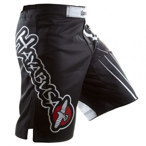 Шорты ММА Hayabusa Chikara Recast Performance Shorts - Black