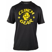 Футболка Clinch Gear Icon Tee- Black