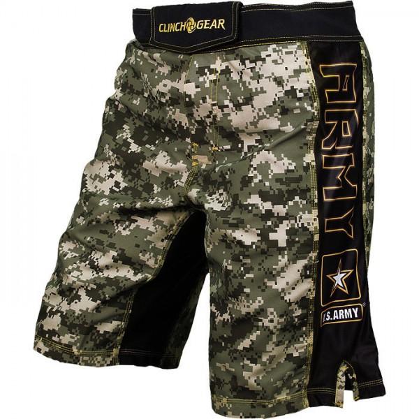 Шорты ММА Clinch Gear Pro Series Short- Army