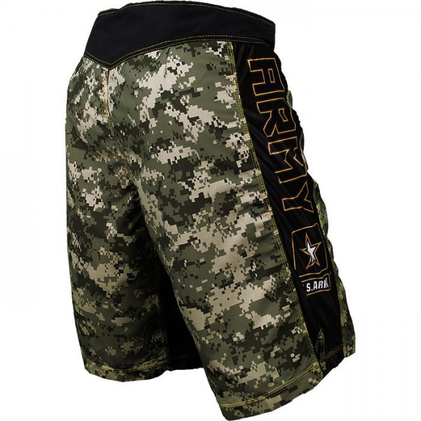Шорты ММА Clinch Gear Pro Series Short- Army