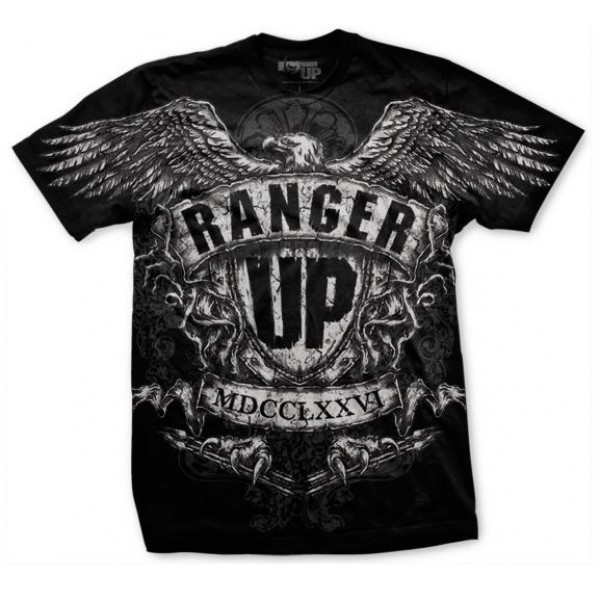 Футболка Ranger Up War Eagle Athletic Fit T-Shirt