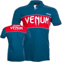 Поло Venum Team Polo - Navy/Red