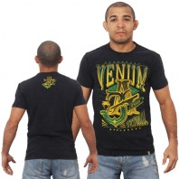 Футболка Venum Jose Aldo Vitoria Black/Green