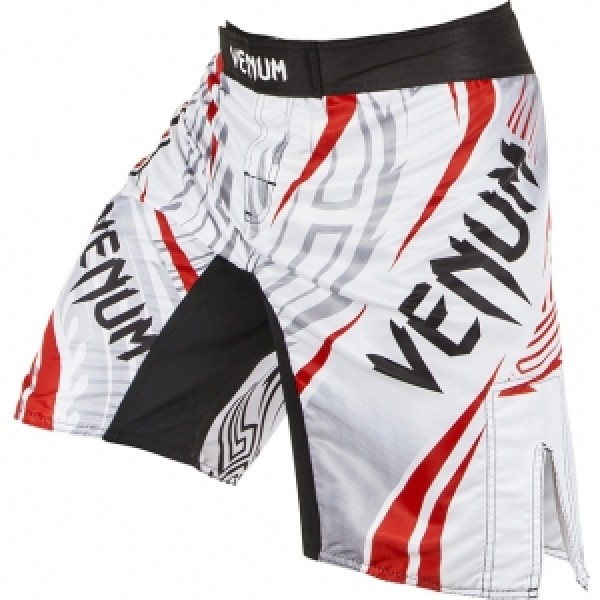 Шорты MMA Venum Lyoto Machida Ryujin - White/Red