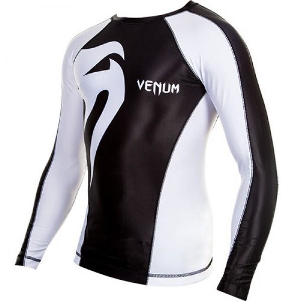 Рашгард Venum Giant Black/Ice L/S