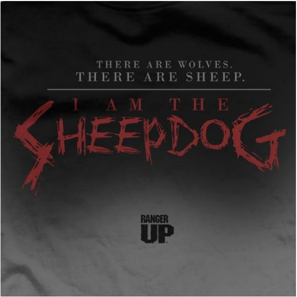 Футболка Ranger Up I am the Sheepdog