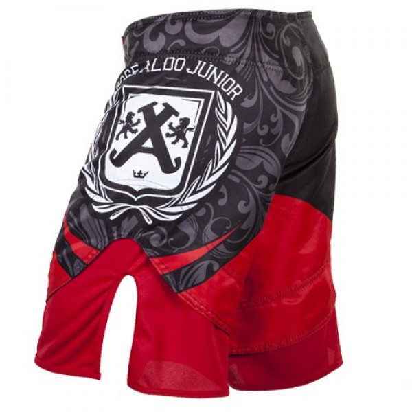 Шорты ММА Venum Jose Aldo Junior Signature UFC 156 Fightshorts - Black
