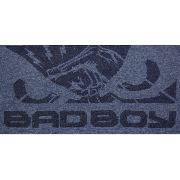 Футболка Bad Boy Ritual Tee - Heather Blue