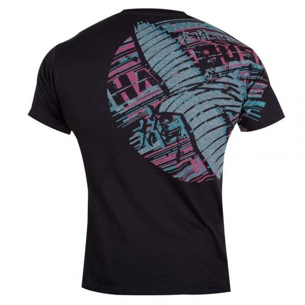 Футболка Hayabusa Tokyo Buzz T-Shirt - Black