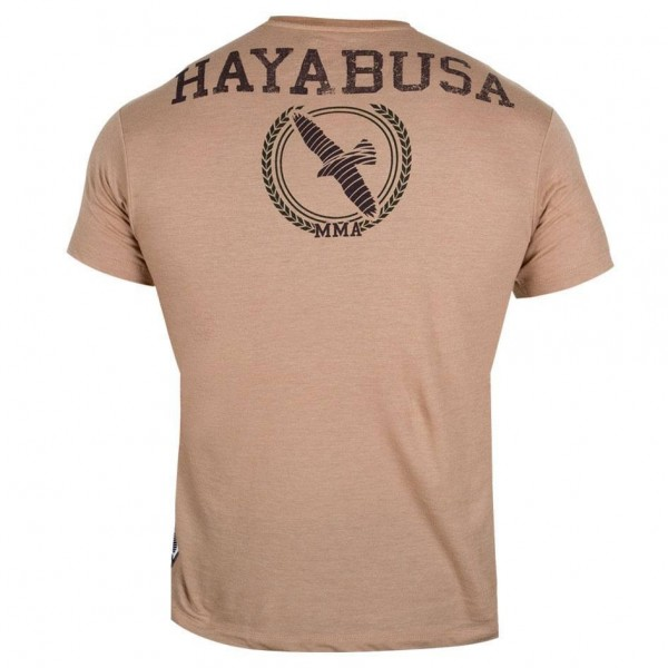 Футболка Hayabusa Tradition T-Shirt - Brown