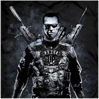 Футболка Ranger Up Zombie Apocalypse Athletic Fit T-Shirt