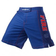Шорты ММА Clinch Gear Pro Series Short- Fire