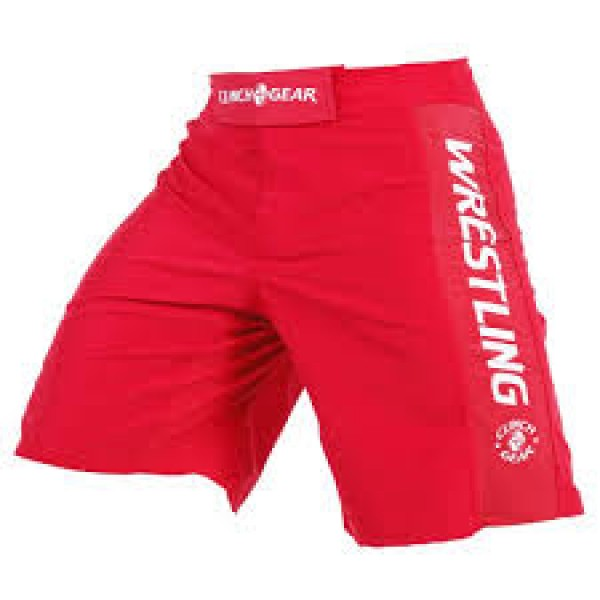Шорты ММА Clinch Gear Performance Wrestling Short- Red