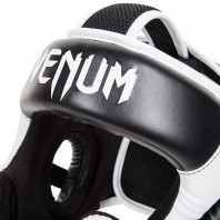 Шлем боксерский Venum Challenger 2.0 Headgear Open Face Black/Ice