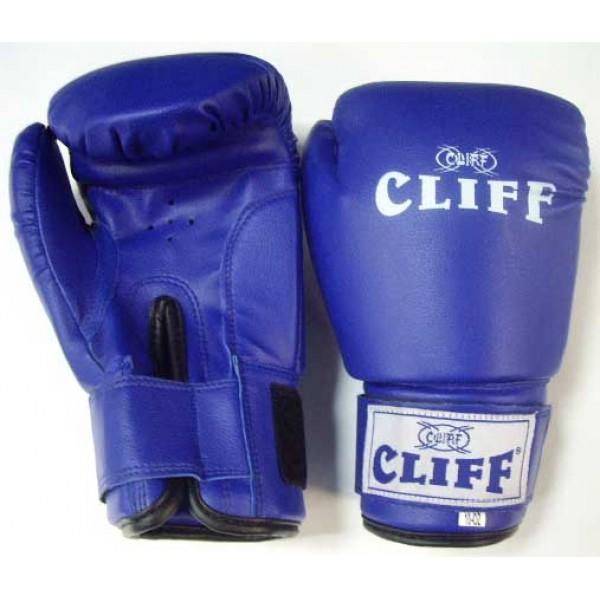 Перчатки боксерские Cliff Club PVC