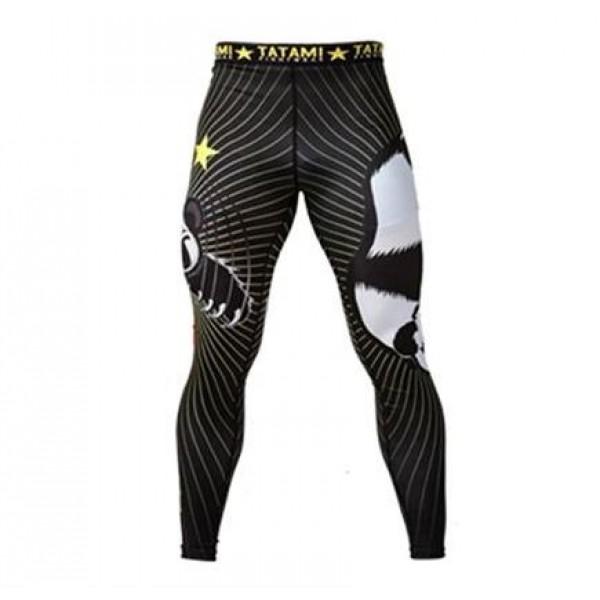Компрессионные штаны Tatami Chinese Panda