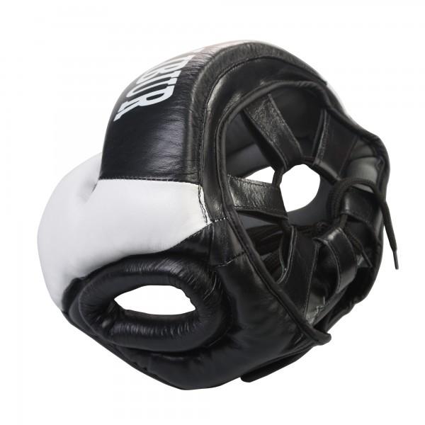 Шлем боксерский Excalibur 714 Буйволиная кожа