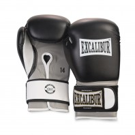Перчатки боксерские Excalibur Comfort 539 Воловья кожа