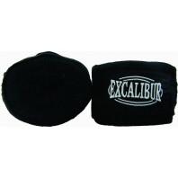 Бинты боксерские Excalibur Черные 3,5 м