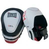 Лапы боксерские Excalibur 828 Буйволиная кожа (пара)