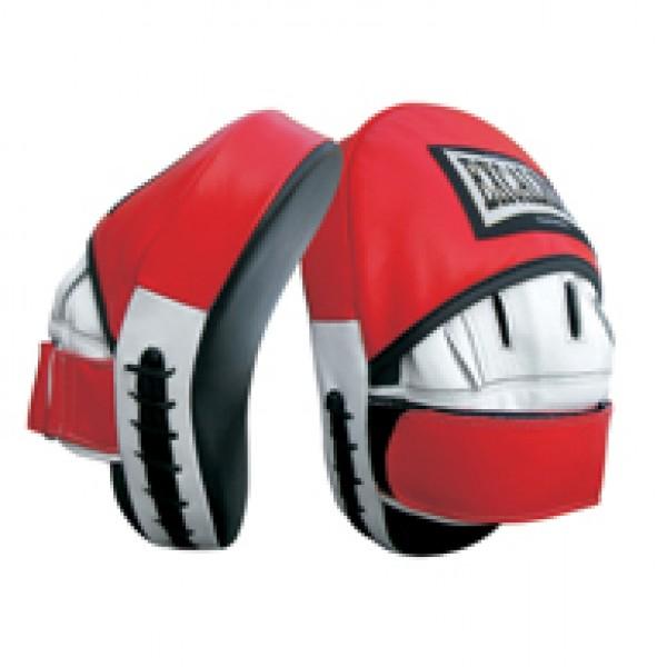 Лапы боксерские Excalibur 820 Буйволиная кожа (пара)